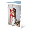 MGC17006 - Coram Deo - In Gods Presence - Satin Smooth Greeting Card