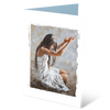 MGC16048 - You are my Strength - Satin Smooth Greeting Card