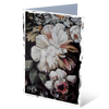 MGC18045 - Flowers in bloom - Greeting card