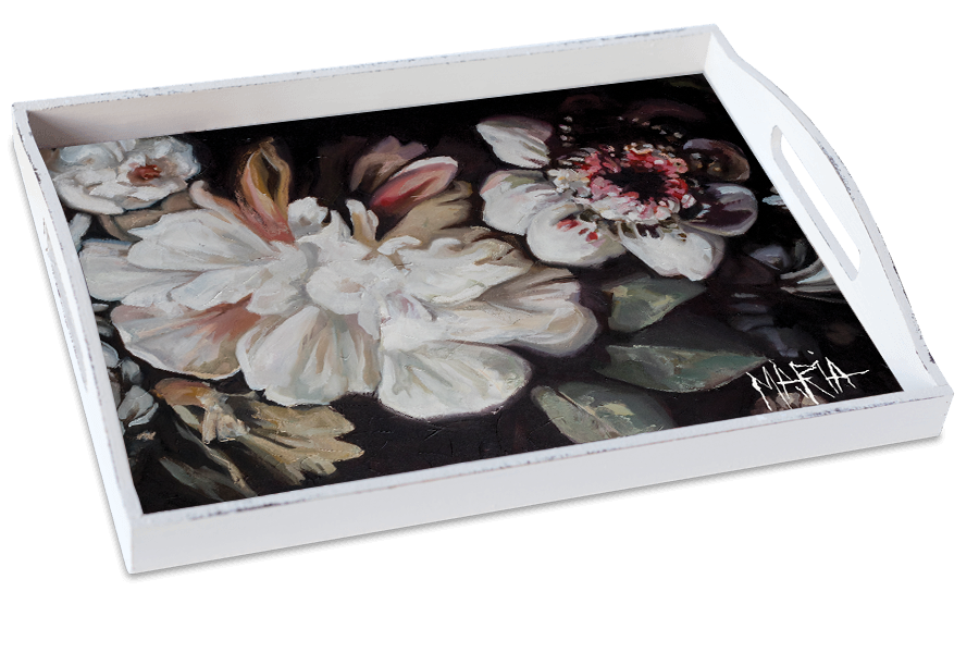MTR18045 - Flowers in bloom - Tray