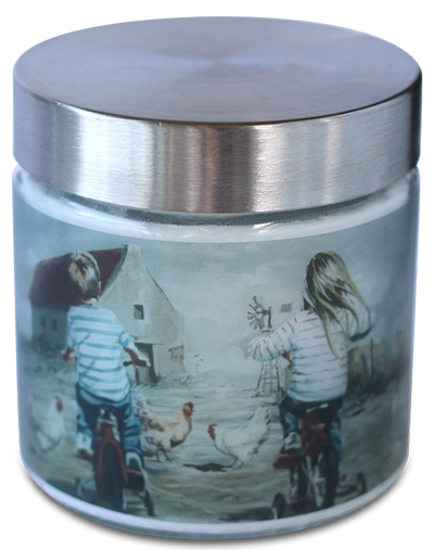 MCANM14133 - Training Wheels - Scented Candle