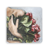MCO16058 - Red roses - Coaster