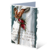 MGC10012 - Waiting on the Lord - Satin Smooth Greeting Card
