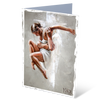 MGC13154 - Dance with my King - Satin Smooth Greeting Card