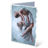 MGC14044 - He carries me - Satin Smooth Greeting Card