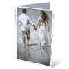 MGC14117 - Walk in His Presence - Satin Smooth Greeting Card