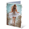 MGC17036 - Bright future - Satin smooth greeting card
