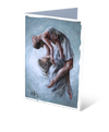 MGCS14044 - He carries me - Small greeting card