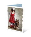 MGCS14087 - Kom Wagter - Small greeting card