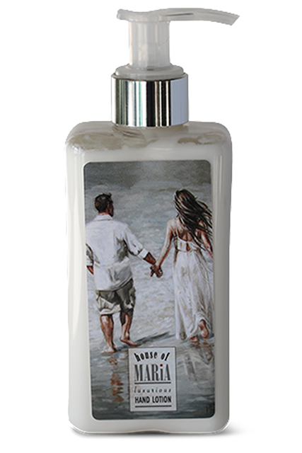 MHANDLSS1 - Couple on Beach - Sen Sen Hand Lotion