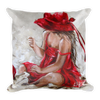 MSCM09201 - Rooi Ousus - Scatter Cushion