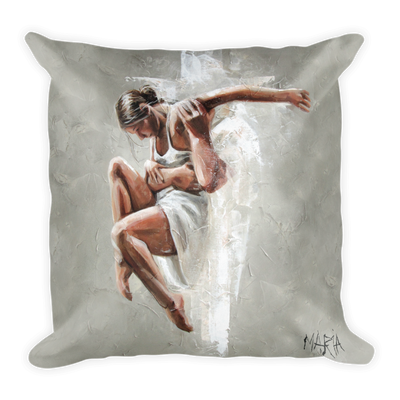 MSCM13154 - Dance with my King - Scatter Cushion