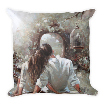 MSCM14033 - Love Picnic - Scatter Cushion