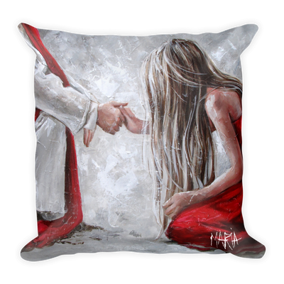 MSCM14039 - Forgiven - Scatter Cushion