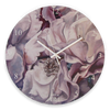 Wall Clock Large - Blooming Grace