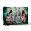 MGC18063 - Tea time - Satin smooth greeting card