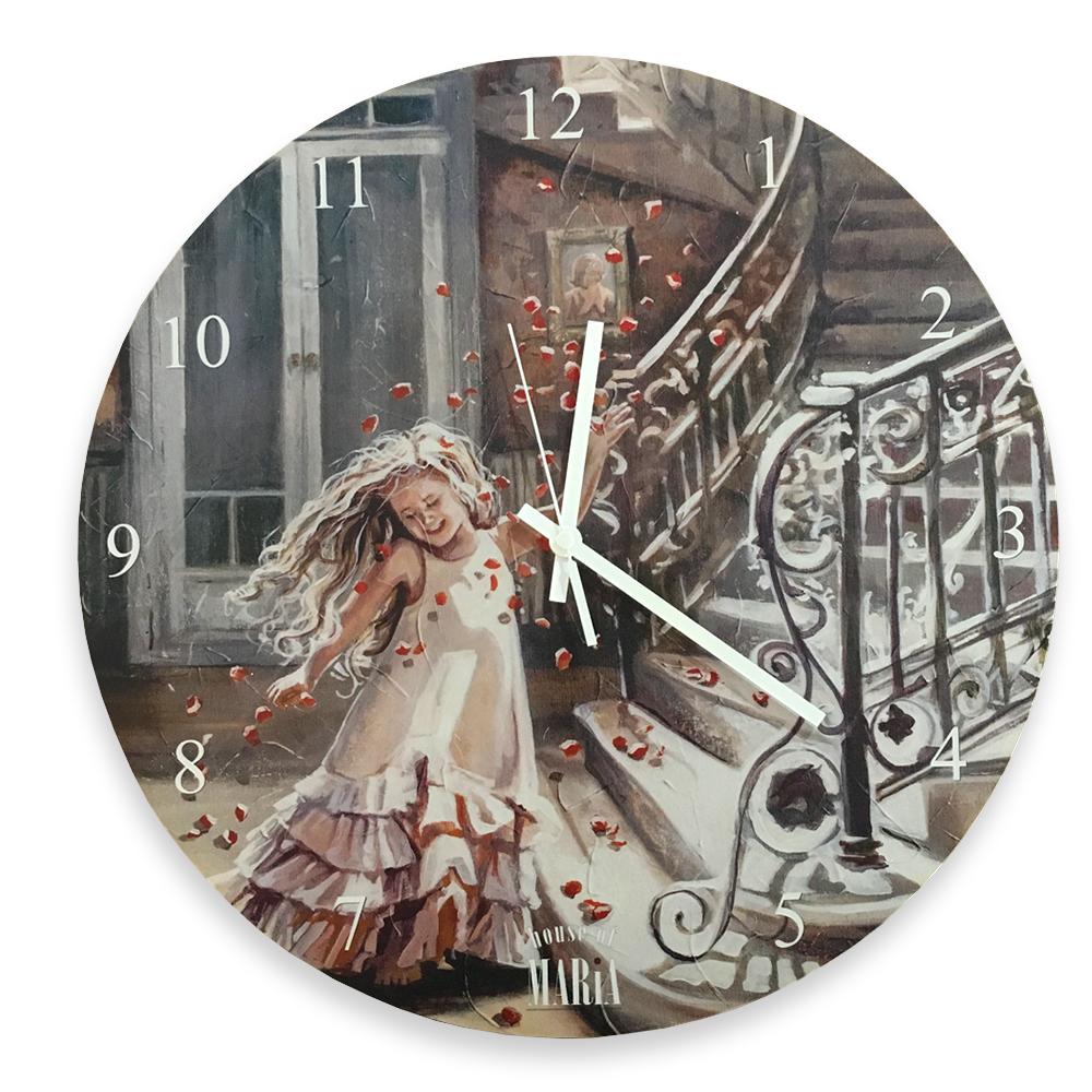 Wall Clock Large - Dream