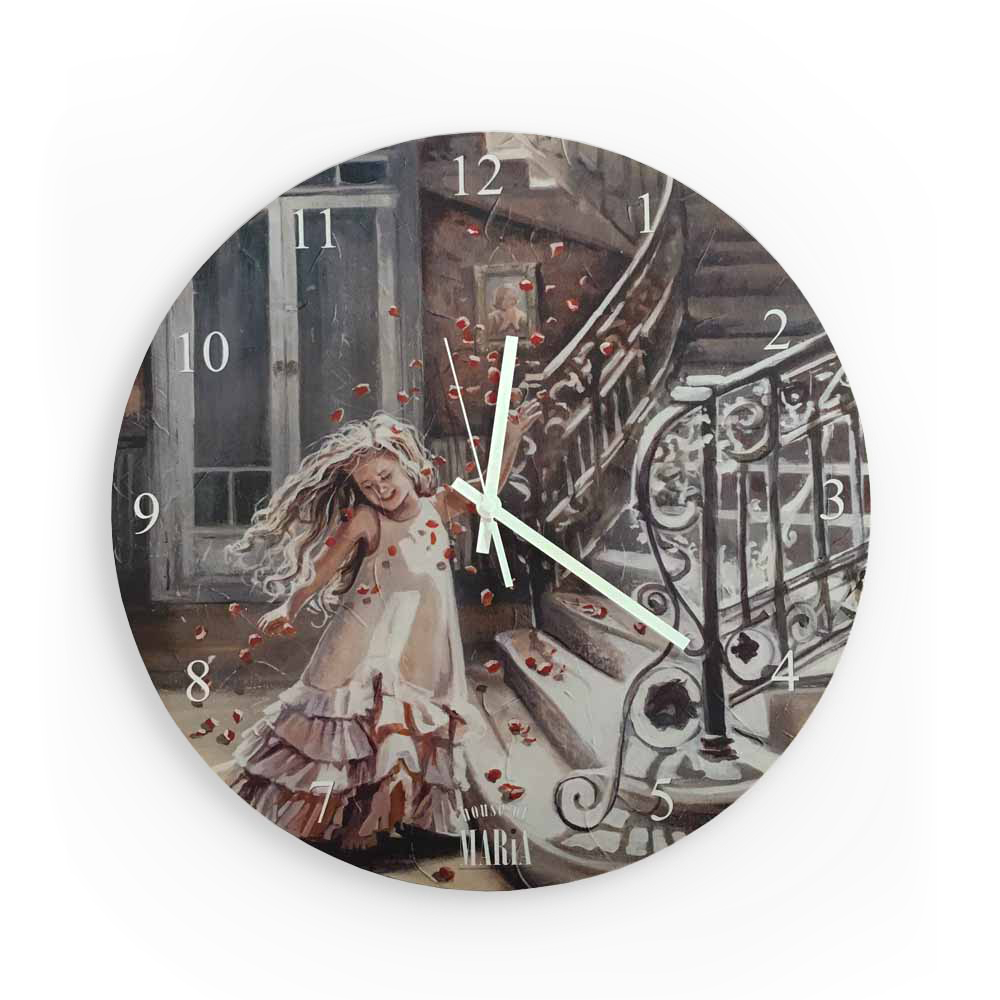 Wall Clock Small - Dream