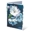 MGC16055 - Purplish white - Greeting card