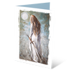 MGC16059 - The Prayer - Satin Smooth Greeting Card