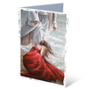 MGC17028 - Jesus my saviour - Satin smooth greeting card