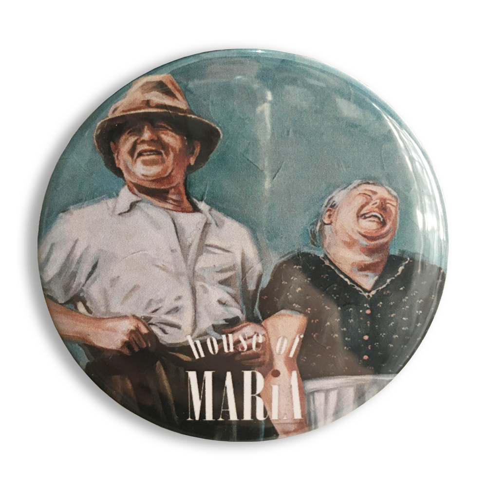 MFM022 - Fridge Magnet - Glorious days