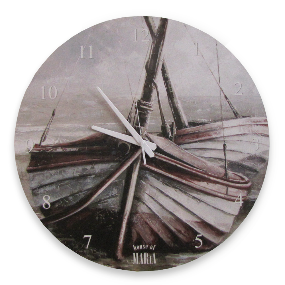 Wall Clock Large - Skuite
