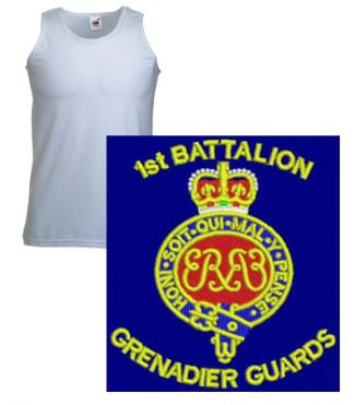 Grenadier Guards Regiment Vest