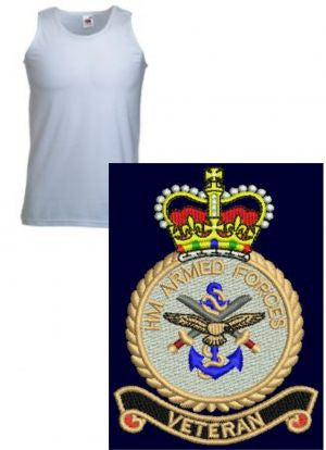 Hm Armed Forces Veteran Vest