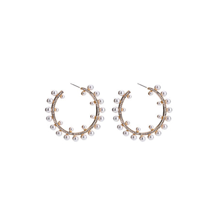 OLIVIA BRIDAL EARRINGS