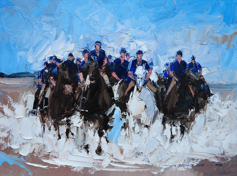 Blues and Royals, Holkham Surf