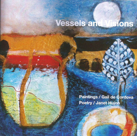 Vessels and Visions Poetry Book