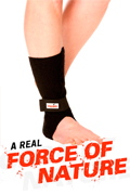 ANKLE WARMER to reduce pain and give comfort