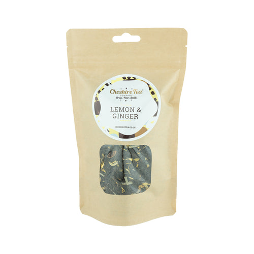 Lemon & Ginger Ceylon - Black Tea