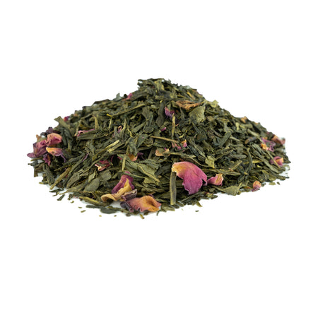 Cherry Sencha - Green Tea