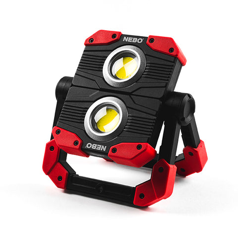 2,000 Lumen Omni-Directional USB-C Rechargeable Work Light