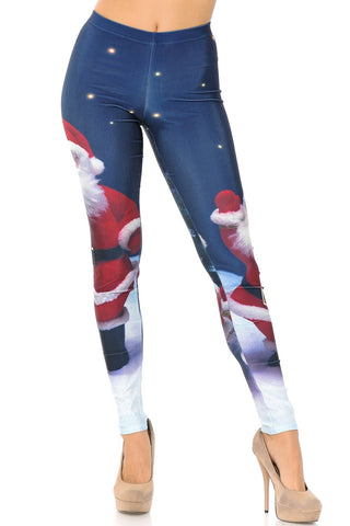 Santa Claus Legging