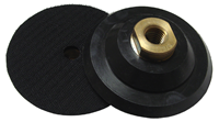 Flexible Rubber Back Plate Discs