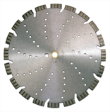Heavy Duty Laser Welded Masonry Blade
