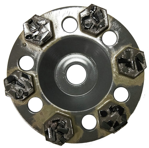 PCD Cup Wheel for Hand Held Tools