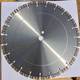 Laser Welded Concrete Blade