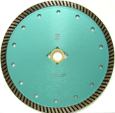 Narrow Turbo Diamond Blade