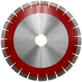 """Bigfoot"" Granite Silent Core Diamond Blade"