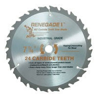 Renegade I M2 Carbide Blade