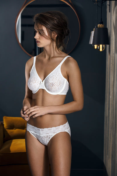 Halo Lace from Wacoal Lingerie