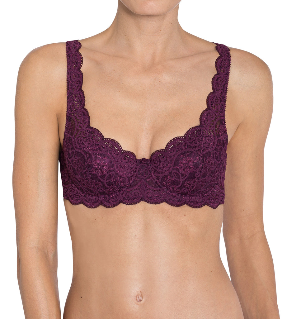 Amourette 300 WHP Bra - Blackberry