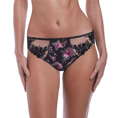 Annalise Brief in Black from Fantasie Lingerie