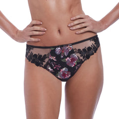 Annalise Thong from Fantasie in Black