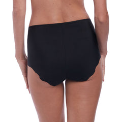 Fantasie Anouska High Waist Brief Black Back