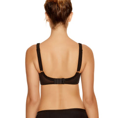 Fantasie Belle Underwired Full Cup Bra Black Back